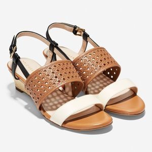 Cole Haan Annabel Grand Os Wedge Sandals